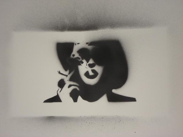 Marla Singer by Alice0fSpades