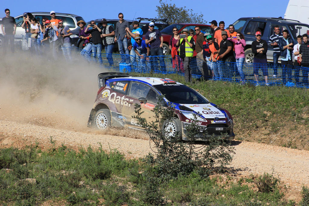 2013, Mats Ostberg, Ford, Loule, Rally Portugal by F1PAM