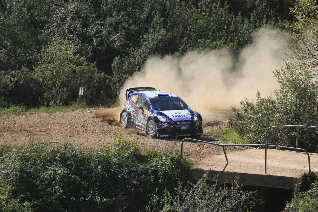 2013, Kuipers, Ford, Santana da Serra, Portugal by F1PAM