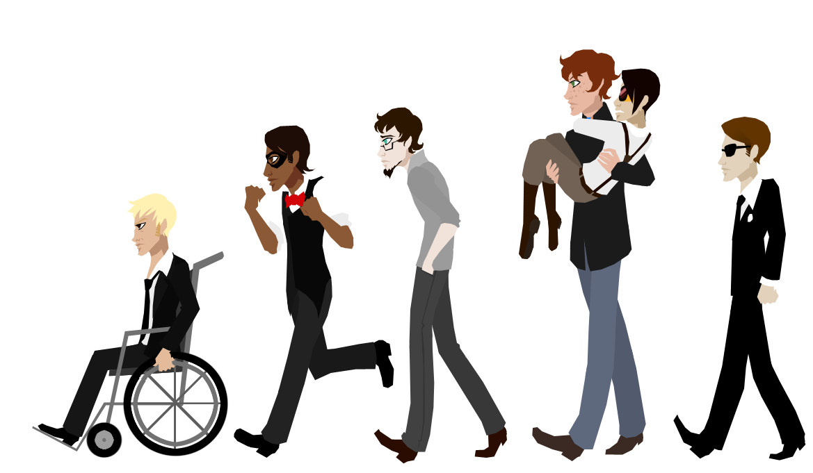 WE ARE THE POLICE by QuestionableVeracity