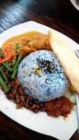 vegan nasi lemak by Doll1988