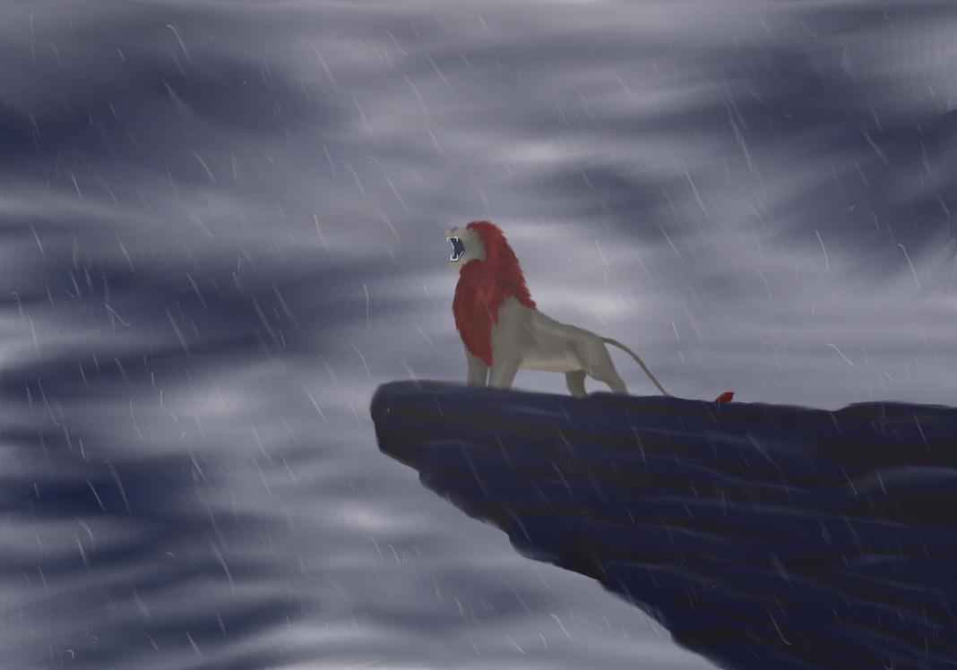 lion king roar wallpaper