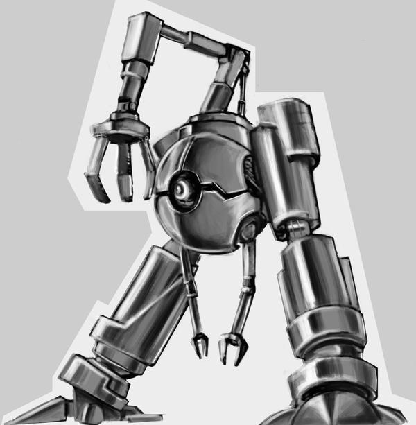 Robot by kenfan0206