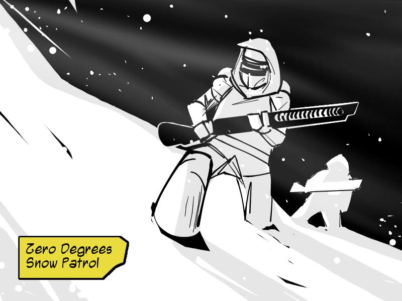 Snow Patrol by wildcats25