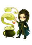 Severus Chibi - Potion Master