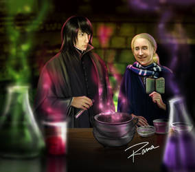 Me and Sev - Potion Lesson v1