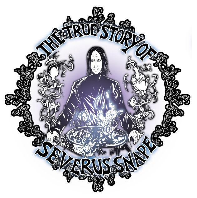 True Story Severus Snape Logo