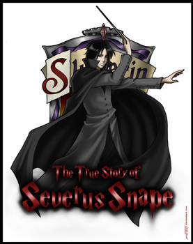 True Story Severus Snape Logo2
