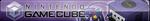 Nintendo GameCube Fan Button (UPDATED) by ButtonsMaker