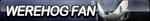 Werehog Fan Button by ButtonsMaker