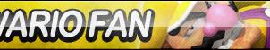 Wario Fan Button by ButtonsMaker