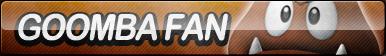 Goomba Fan Button