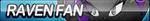 Raven Fan Button by ButtonsMaker