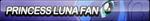 Princess Luna Fan Button by ButtonsMaker