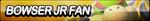 Bowser Jr. Fan Button by ButtonsMaker