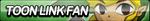Toon Link Fan Button by ButtonsMaker
