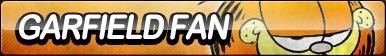 Garfield Fan Button