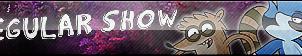 Regular Show Fan Button (UPDATED) by ButtonsMaker