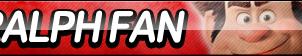 Ralph Fan Button by ButtonsMaker
