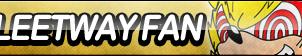 Fleetway Fan Button by ButtonsMaker