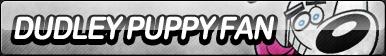 Dudley Puppy Fan Button