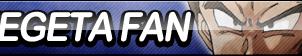 Prince Vegeta Fan Button by ButtonsMaker