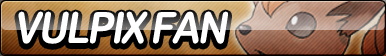 Vulpix Fan Button by ButtonsMaker