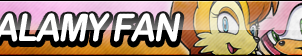Salamy Fan Button by ButtonsMaker