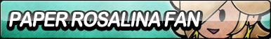 Paper Rosalina Fan Button