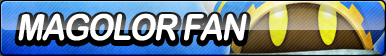 Magolor Fan Button by ButtonsMaker