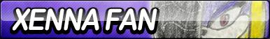 Xenna Fan Button by ButtonsMaker