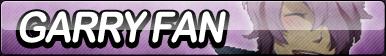 Garry (Anime) Fan Button