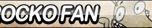 Rocko Fan Button by ButtonsMaker