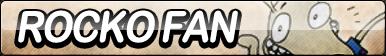 Rocko Fan Button