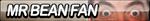 Mr. Bean Fan Button by ButtonsMaker