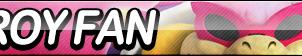 Roy Koopa Fan Button by ButtonsMaker