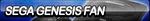 SEGA Genesis Fan Button by ButtonsMaker