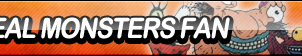 Aaahh!!! Real Monsters Fan Button by ButtonsMaker