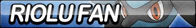 Riolu Fan Button