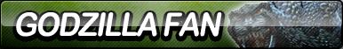Godzilla Fan Button by ButtonsMaker