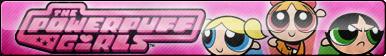 Powerpuff Girls Fan Button