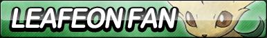 Leafeon Fan Button