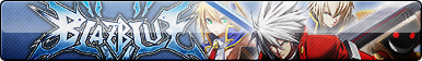 BlazBlue Fan Button (UPDATED) by ButtonsMaker