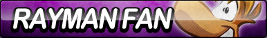Rayman Fan Button by ButtonsMaker