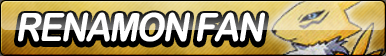 Renamon Fan Button