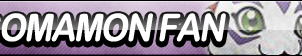 Gomamon Fan Button by ButtonsMaker