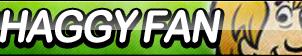 Shaggy Fan Button by ButtonsMaker