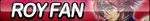 Roy (Fire Emblem) Fan Button by ButtonsMaker