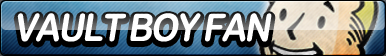 Vault Boy Fan Button