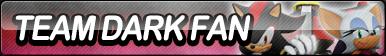 Team Dark Fan Button by ButtonsMaker